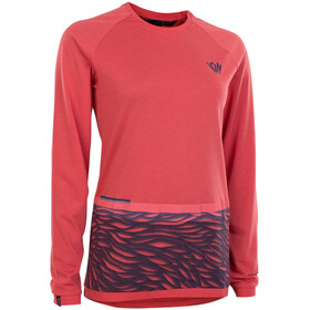ION Seek LS Tee Women, pink isback
